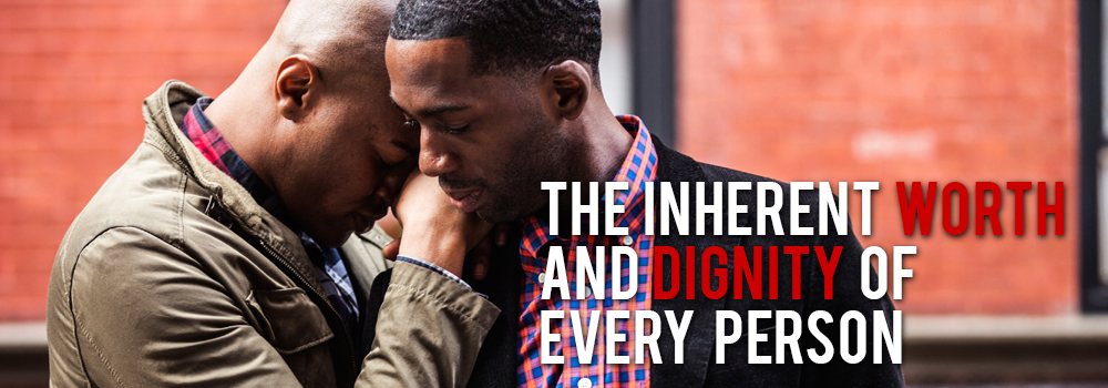 The Inherent worth and dignity of every person