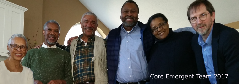 Core Team - Lyn - Rev. Duncan Teague - Michael - Kenneth - Jena - Earl