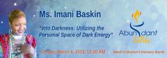 Imani Baskin - March 4, 2018