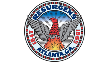 City of Atlanta Resurgens logo