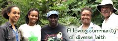A loving community of diverse faith